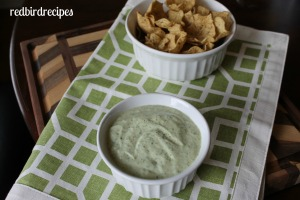 Creamy Jalapeno Ranch Dressing