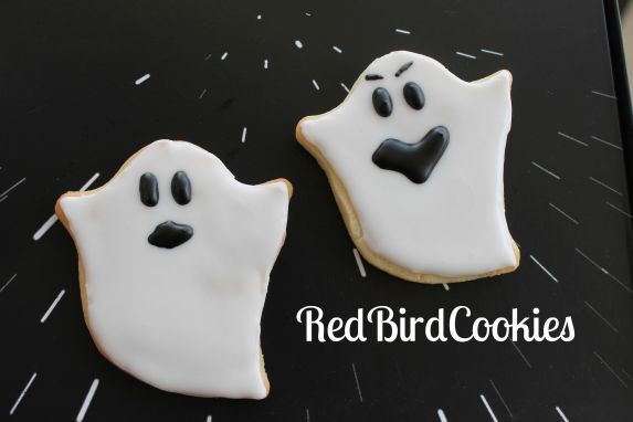Ghost Cookies